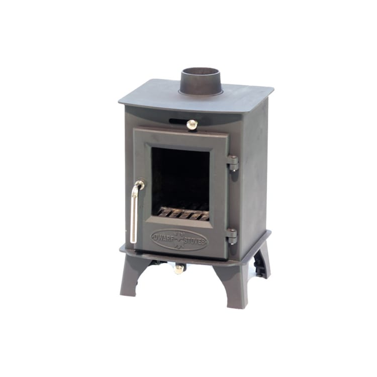 SMALL STOVE: The Dwarf 3kw LITE | Tiny Wood Stove