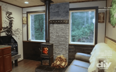 "Building Alaska S8E8 – ""Jeff Erickson – Granite Bay Cliffside Retreat"""