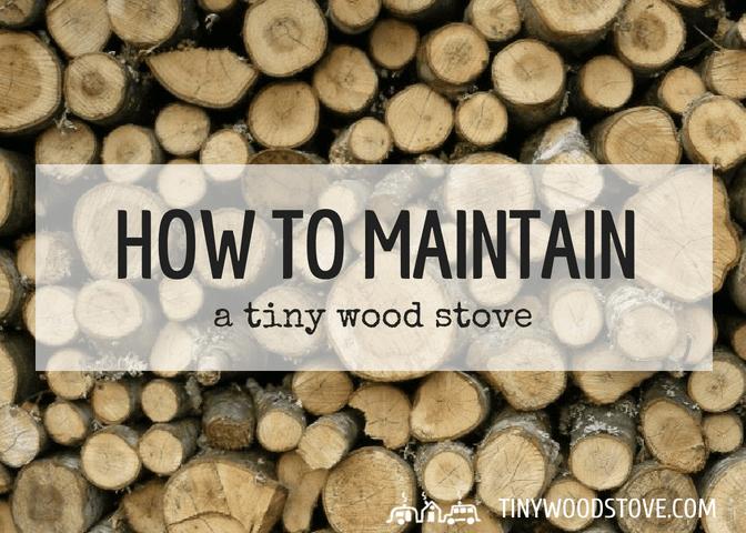 Wood Stove Maintenance