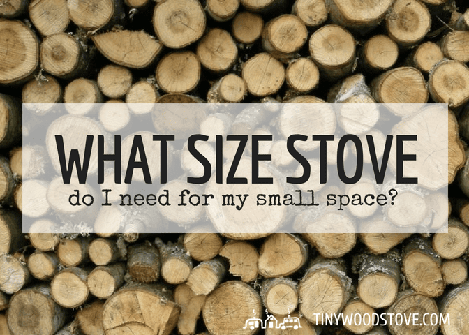 STOVE SIZE: what is best for small spaces?