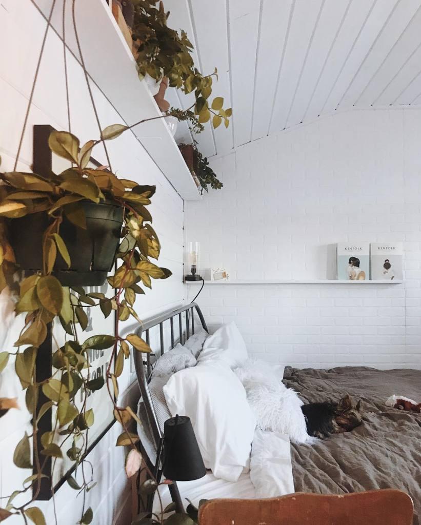 Sugarhouse Homestead sleeping space