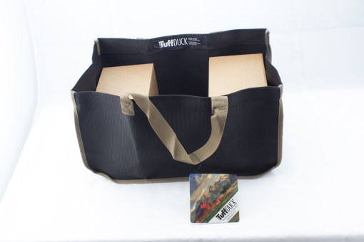 TuffDUCK Fire Wood Tote Top