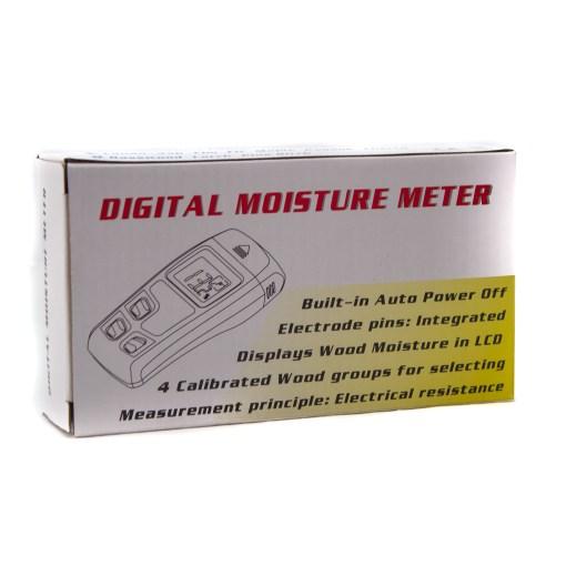 Firewood Moisture Meter Box