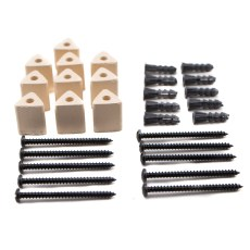 Heat Shield Spacer Kit