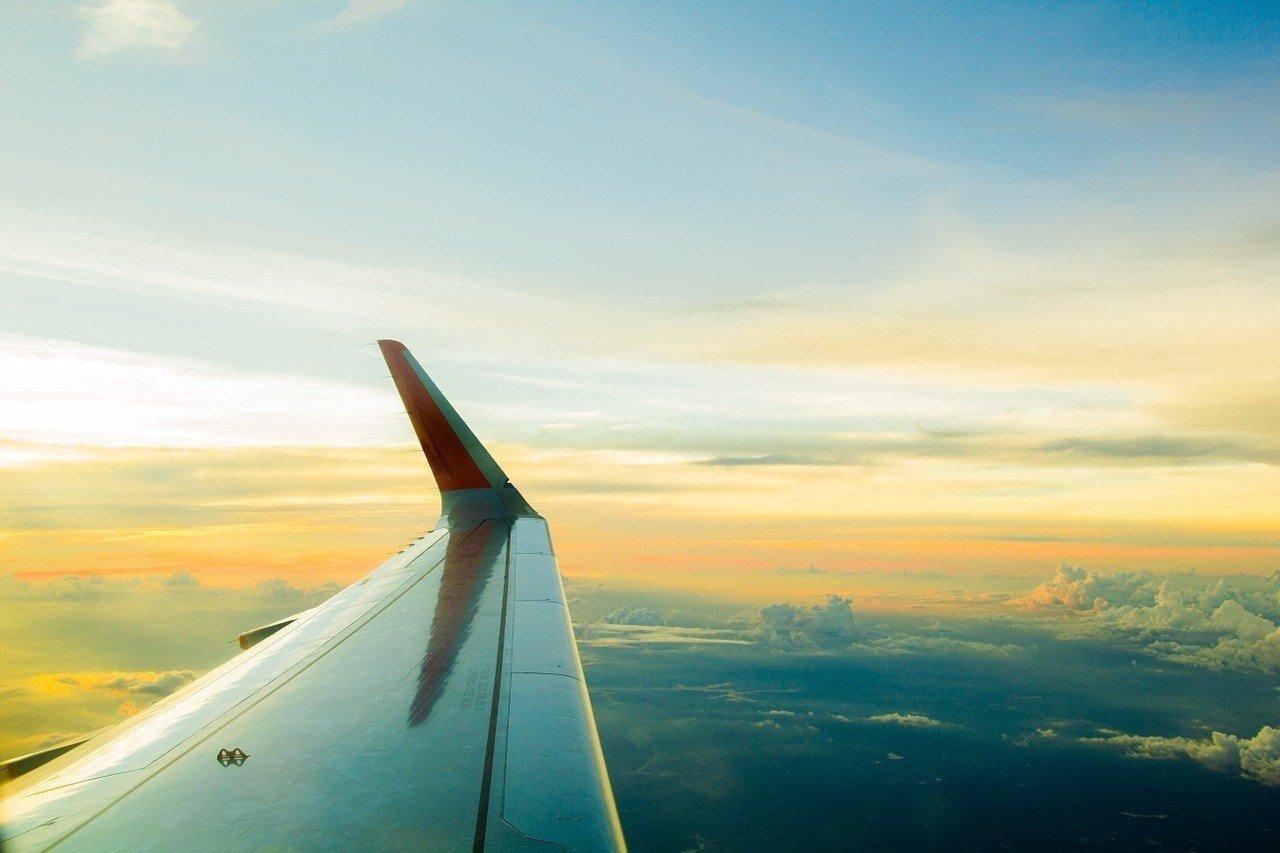 waste conscious air travel