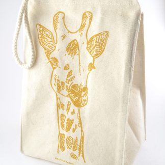 Giraffe Lunch Bag