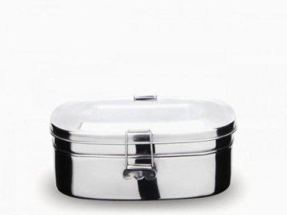 Stainless Steel 2 Layer Sandwich Box