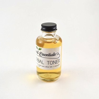 zero waste face toner