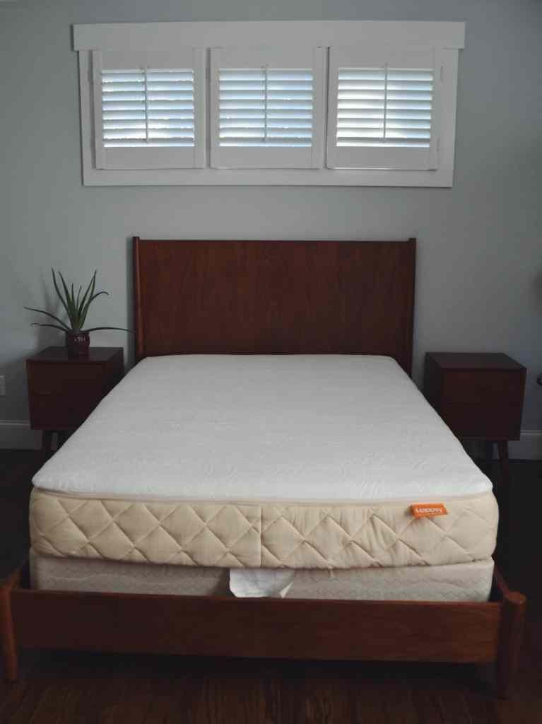 why i switched to an organic mattress