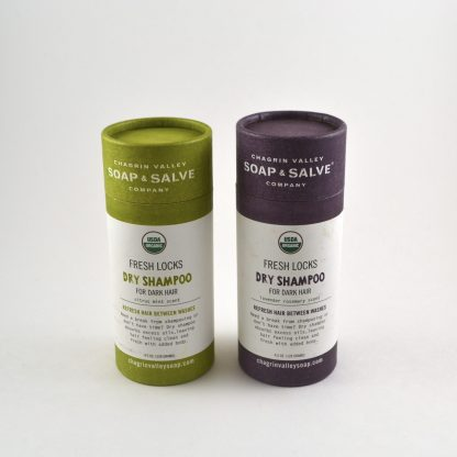 organic & vegan dry shampoo for dark hair