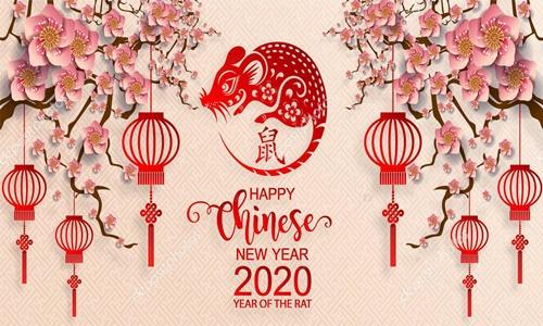 Selamat Merayakan Hari Raya Imlek 2020 Pembaca Tionghoa Info