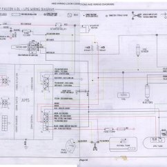 Bf Falcon Wiring Diagram Standard Flat 7 Pin Trailer Reference Material  T I Performance