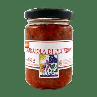Crudaiola peperoni Demeter