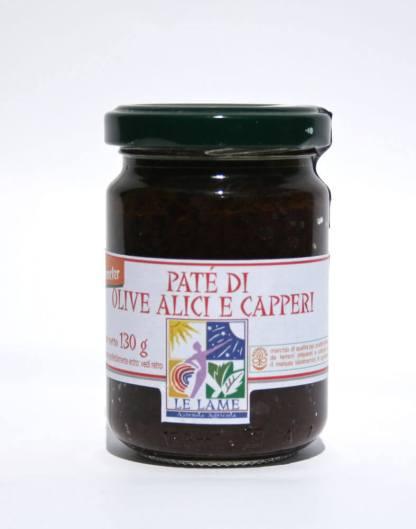 Olive alici e capperi Demeter - Le Lame