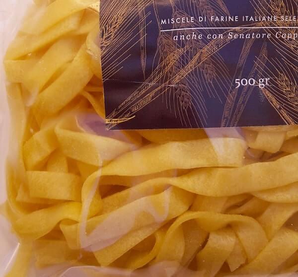 Pasta fresca in atm Fettuccine