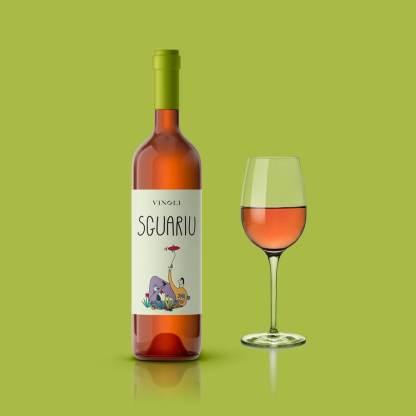 sguariu negroamaro rosato lacrima Vinoli