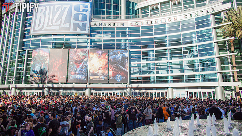 Discover What's In Store For You In This Year's Blizzcon - Tipify