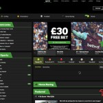 Betway screenshot - Tipify