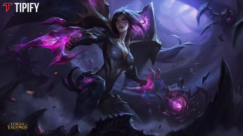 LoL's Newest Champion Revealed: Daughter Of The Void - Tipify
