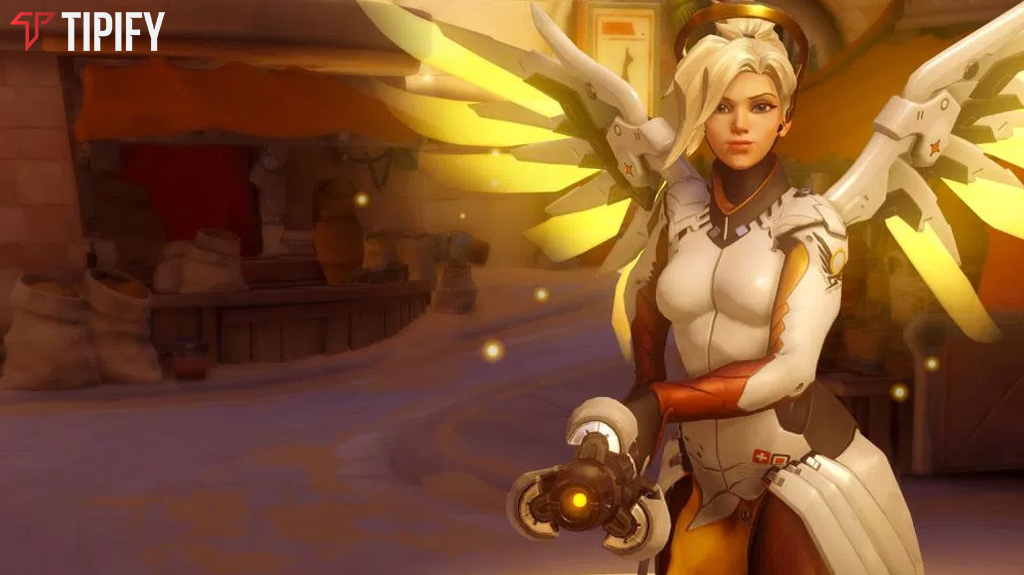 Mercy's Overpowered Valkyrie Gets Much-Anticipated Nerf - Tipify