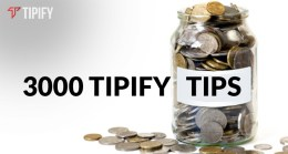 Tipify Reaches 3,000 Winning Tips