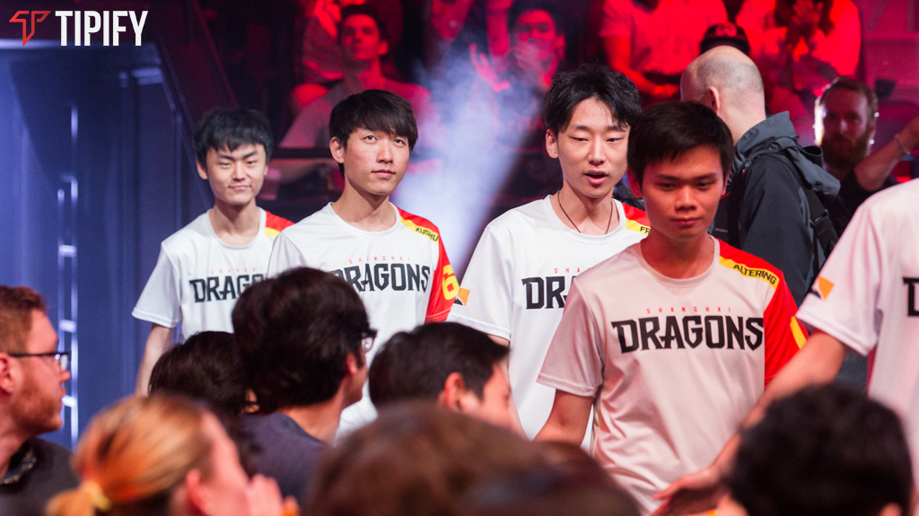 Shanghai Dragons Head Coach, U4, Quits Team - Tipify