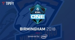 Virtus.Pro Secures First Spot In ESL One Birmingham 2018
