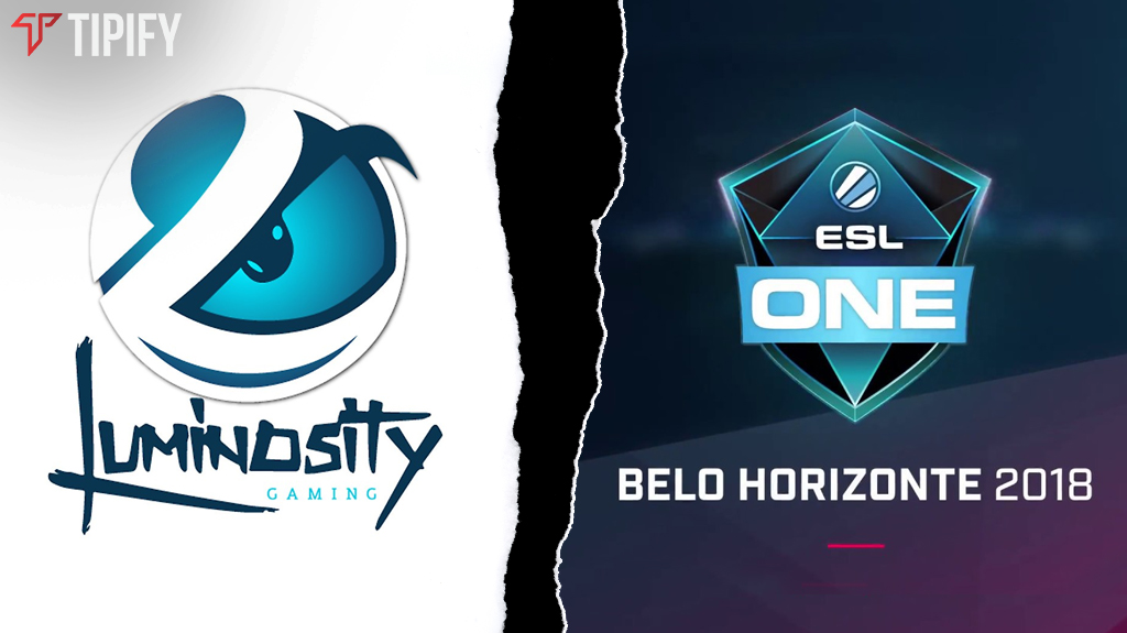 Luminosity Turns Down ESL One Belo Horizonte - Tipify