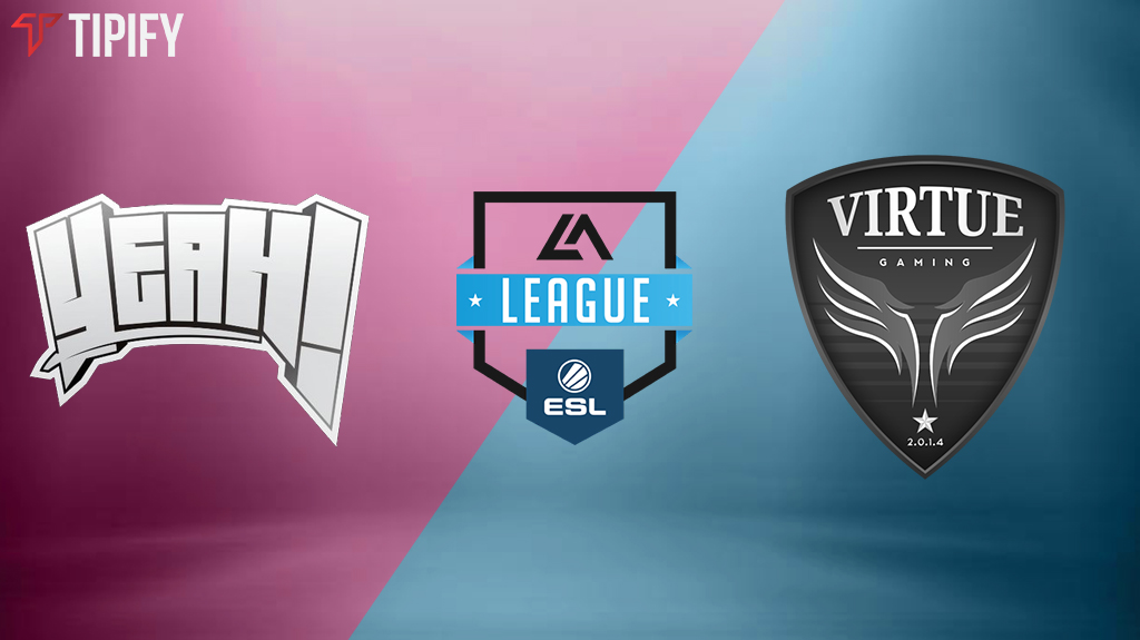 YeaH! And Virtue Barred From ESL LA League Season 1 - Tipify