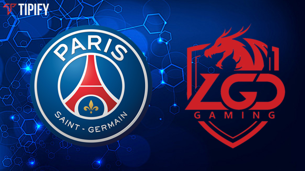 Industry Crossover: Paris Saint Germain Acquires LGD Gaming - Tipify