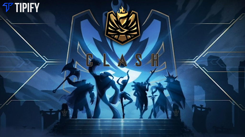 Fight As Five And Win As One In League Of Legends: Clash - Tipify