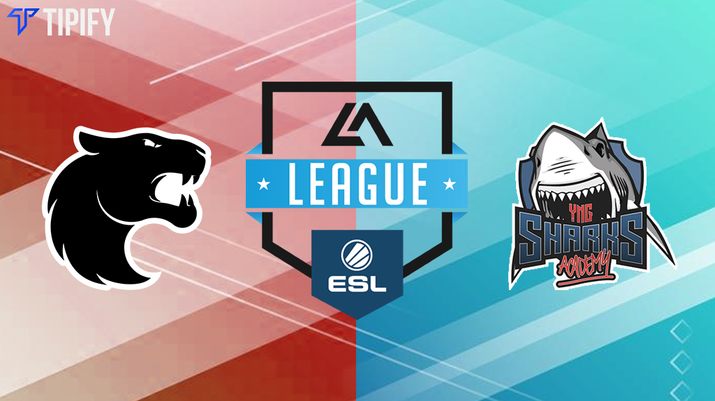 Furia & Sharks To Compete For ESL Pro League Finals Spot - Tipify
