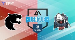 Furia & Sharks To Compete For ESL Pro League Finals Spot