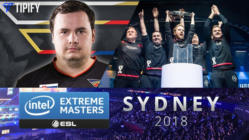 IEM Sydney 2018 Winners & Tournament Highlights - Tipify