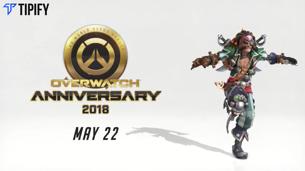 Overwatch Anniversary: What's In Store For You? - Tipify