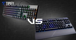 Tech Review Tuesday: Corsair K63 Wireless vs Cooler Master MasterSet MS120