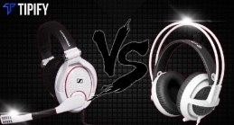 Tech Review Tuesday: Sennheiser G4ME ZERO vs SteelSeries Siberia v2