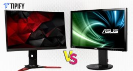 Tech Review Tuesday: Asus VG248QE vs Acer Predator XB271HU