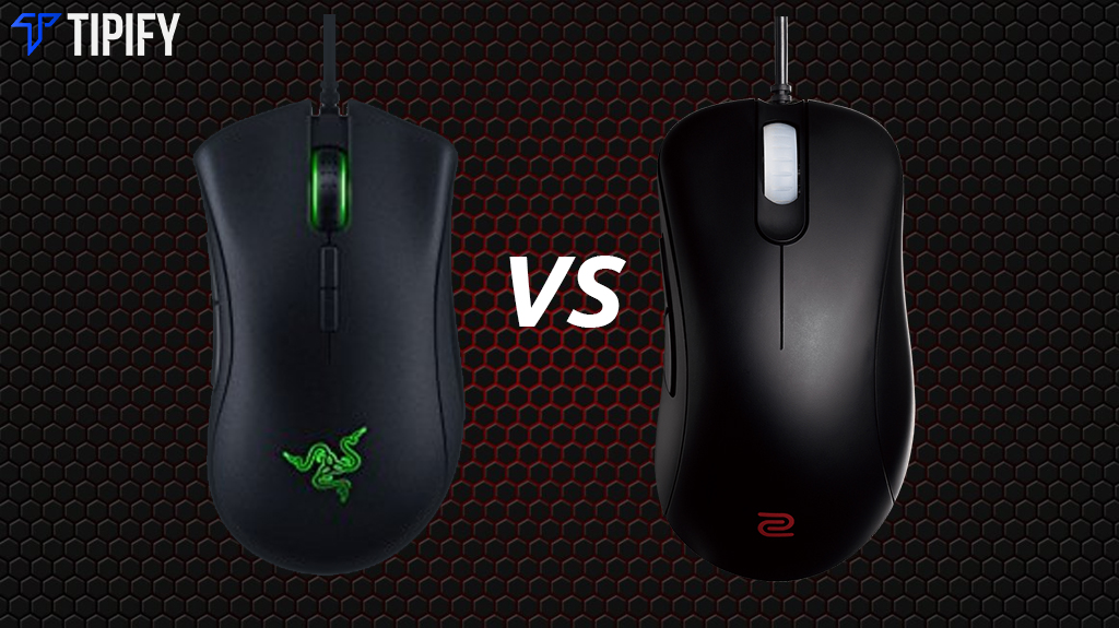 Tech Review Tuesday: Razer Deathadder Elite vs BenQ Zowie EC2-A