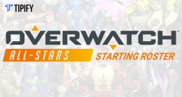 Overwatch All-Star Game Unveils Starting Rosters