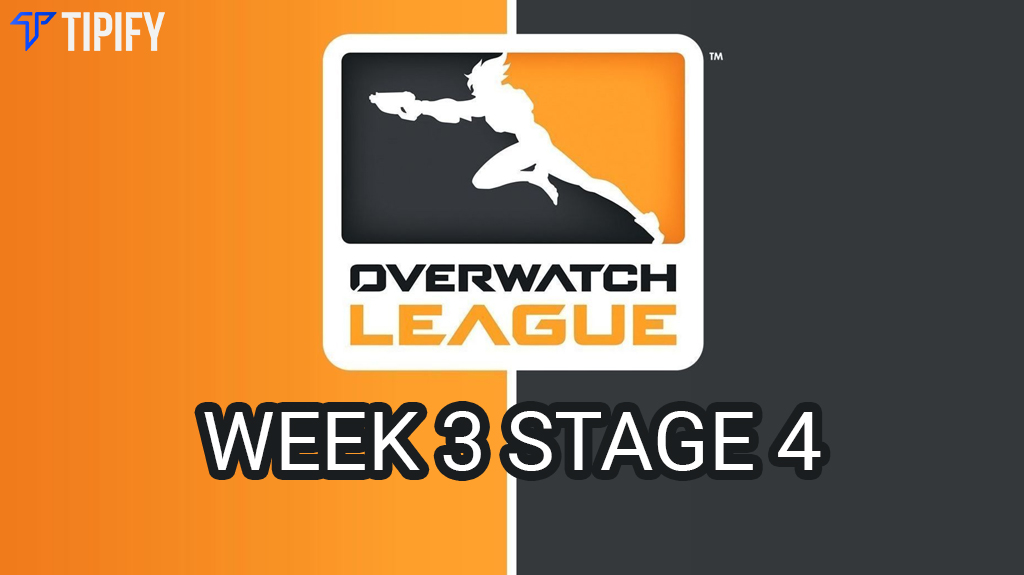 Recap: Overwatch League Week 3, Stage 4 - Tipify