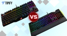 Tech Review Tuesday: Asus ROG Claymore vs Asus ROG Strix Flare