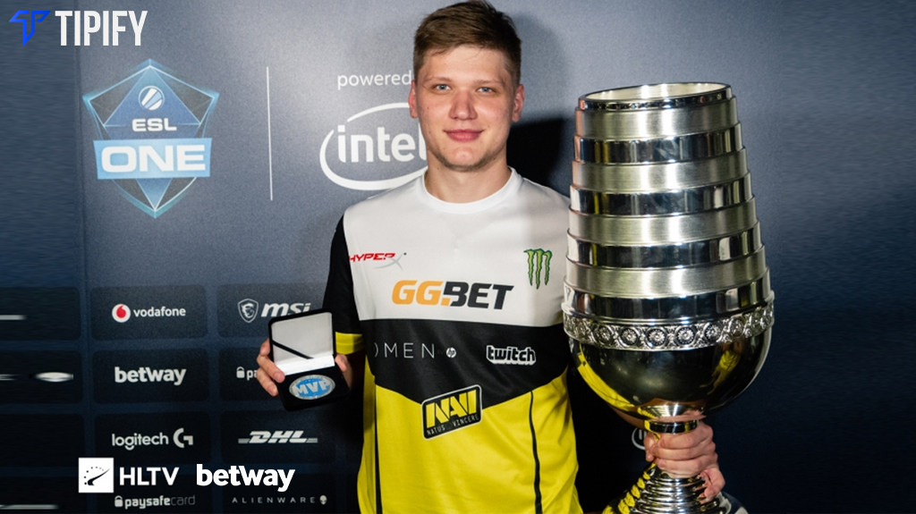 S1mple Bags ESL One Cologne MVP Award—His Fifth This Year - Tipify