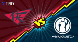 Invictus Gaming & Rogue Warriors Are No Longer Unbeatable