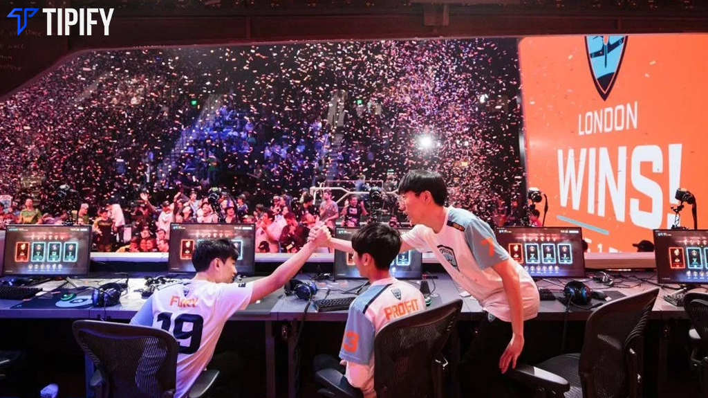 London Spitfire Rises As First Overwatch League Champion - Tipify