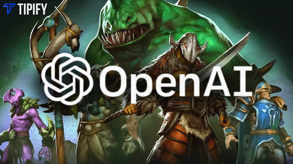OpenAI Five To Face 5 Pro Gamers In TI8 - Tipify