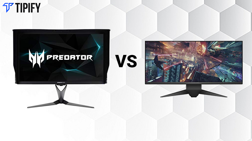 Tech Review Tuesday: Acer Predator X27 vs Dell Alienware AW3418DW