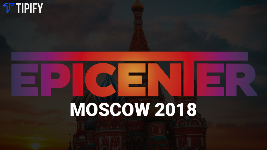 Epicenter CSGO Returns To Moscow In October - Tipify