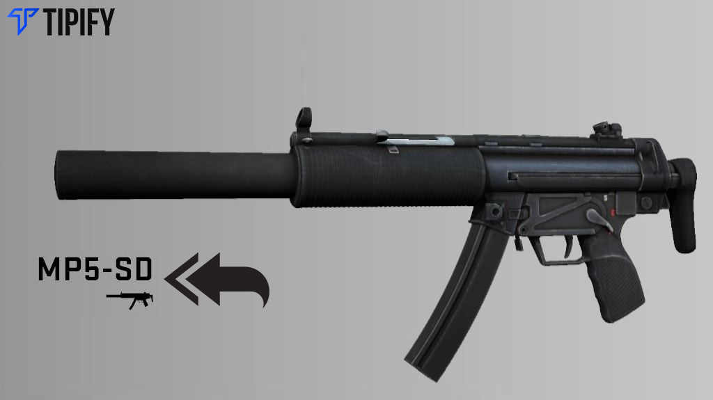 Valve Relaunches The Iconic MP5-SD For CSGO - Tipify