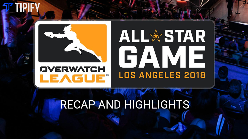 The Overwatch All-Star Weekend Highlights - Tipify